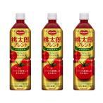 デルモンテ 食塩無添加トマトジュース 桃太郎ブレンド 900g 1セット(3本)【野菜ジュース】