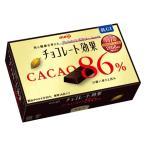 明治 チョコレート効果カカオ86% 1箱