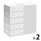 スコッティティシュー 400枚 200組  5箱パック