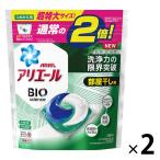 アリエール 洗濯洗剤 リビングドライジェルボール3D 詰め替え 超特大 34コ入