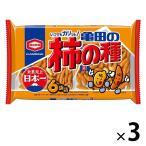 SALE  亀田製菓 亀田の柿の種6袋詰 200g 1セット(3袋入)