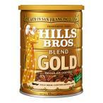 コーヒー粉日本ヒルスコーヒー ヒルス ブレンドゴールド 1缶(283g)
