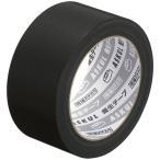 「現場のチカラ」  養生テープ  黒 幅50mm×25m 1セット(5巻:1巻×5)