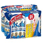 ビール類 発泡酒 スタイルフリーパーフェクト 350ml 1パック(6本入) 缶 糖質ゼロ・プリン体ゼロ アサヒビール