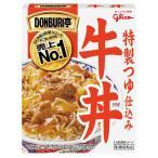 江崎グリコ DONBURI亭 牛丼 160g 1食