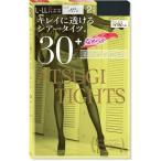 アツギATSUGI TIGHTS(アツギ タイツ) 30デニール L-LL ブラック 1セット(2足組×5) アツギ