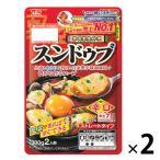 丸大食品 スンドゥブ 辛口300g 1セット(2食入)