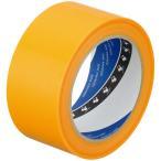寺岡製作所 養生テープ P-カットテープ No.4140 塗装養生用 黄 幅50mm×長さ25m巻 1巻