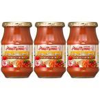 カゴメ アンナマンマトマトと3種のチーズ330g 1セット(3個入)