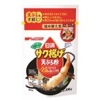 日清フーズ サク揚げ天ぷら粉詰め替え用 100g
