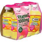 C1000 ビタミンレモン コラーゲン&ヒアルロン酸 1パック(140mL×6本) ハウスウェルネスフーズ