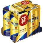 ビール 缶ビール ザ・プレミアムモルツ(プレモル) 500ml 1パック(6本入) プレミアムビール サントリー