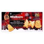 Walkers(ウォーカー) フェスティブシェイプ ショートブレッド #1548 1個 クリスマス ギフト プレゼント お菓子 輸入菓子