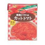 富士貿易 キアーラ ダイストマト無塩 テトラパック 390g 1個