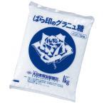 大日本明治製糖 ばら印のグラニュ糖 1袋(1kg)