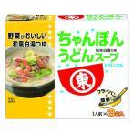 ヒガシマル ちゃんぽんうどんスープ 1箱