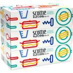 スコッティ キッチンタオルボックス 1パック(75組(150枚)×3箱入) 日本製紙クレシア