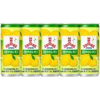 アサヒ飲料 三ツ矢サイダーさわやかレモン 250ml 1セット(5缶)
