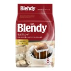 ドリップコーヒー味の素AGF ブレンディ ドリップパック モカ・ブレンド 1パック(8袋入)