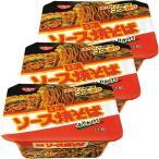 日清食品 日清ソース焼そばカップ 23327 1セット(3食)