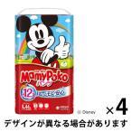 マミーポコ おむつ パンツ L(9〜14kg) 1ケース(44枚入×4パック) ユニ・チャーム