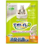 デオトイレ 1週間消臭・抗菌サンド 4L(約2ヶ月分)猫砂 ユニ・チャーム