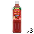 デルモンテ トマトジュース 900g 1セット(3本) 野菜ジュース