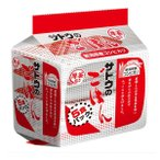 サトウのごはん 新潟コシヒカリ 5食パック(200g×5) 7227105 佐藤食品工業