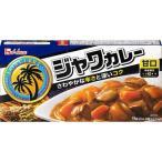 ハウス食品 ジャワカレー 甘口 185g 1個