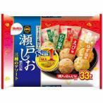 栗山米菓 瀬戸の汐揚アソート 33枚 1袋