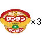 東洋水産 ワンタン しょうゆ味 1セット(3食入)