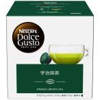 ネスカフェ ドルチェグスト専用カプセル 宇治抹茶 1箱(16杯分)ネスレ日本