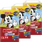 Yahoo!LOHACO Yahoo!ショッピング店お買い得パックマミーポコ おむつ パンツ ビッグより大きいサイズ (13〜28kg) 1ケース(38枚入×3パック) ユニ・チャーム