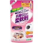 ペットの布製品専用 洗濯 抗菌仕上げ柔軟剤 詰め替え 300g 1個 ライオン商事