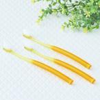 LOHACO Lifestyle Oral Care 歯ブラシ コンパクト ふつう オレンジ アスクル 歯ブラシ