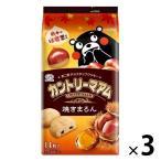 カントリーマアム(焼きまろん) 3袋 不二家 クッキー ビスケット 洋菓子