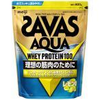 ザバス(SAVAS) アクアホエイプロテイン WPI レモン風味 40食分 1個 明治 プロテイン