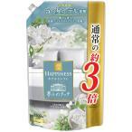レノアハピネス 夢ふわタッチ上品で心地よいホワイトティーの香り 詰め替え 超特大 1200ml 柔軟剤 P&G