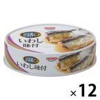 アウトレット 宝幸 いわし味付 100g 1セット(12缶)