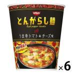 日清食品 日清のとんがらし麺 うま辛トマト&チーズ味 6個