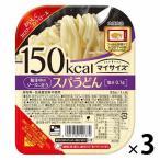 大塚食品 マイサイズ スパうどん 1セット(3食)