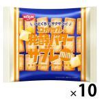 日清シスコ ココナッツサブレミニ 発酵バター 75g 10個