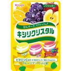 春日井製菓 キシリクリスタル フルーツアソートのど飴 1個