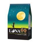 ルナ(LUNA)成猫 かつお節&チキン味とチーズ味ビッツ添え 国産 720g(小分け180g×4袋)キャットフード ドライ