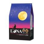 ルナ(LUNA)成猫 かつお節としらす&ほたて味ビッツ添え 国産 720g(小分け180g×4袋)ペットライン キャットフード ドライ