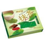 明治 抹茶チョコレートBOX 1箱 チョコレート お菓子