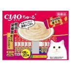 いなば CIAO(チャオ)ちゅ〜る 総合栄養食 まぐろバラエティ 国産 14g×40本入<ちゅーる チュール>キャットフード
