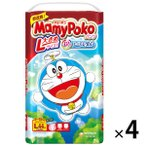 Yahoo!LOHACO PayPayモール店セール マミーポコ パンツ L(9kg〜14kg)1セット(44枚入×4パック)ドラえもん ユニ・チャーム