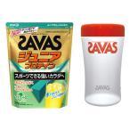 明治 プロテイン シェイカー付き ザバス(SAVAS)ジュニアプロテイン マスカット風味 700gセット