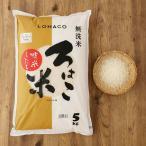 発送日精米 無洗米 精米したて ろはこ米 新潟県産こしいぶき 5kg 令和元年産 米 お米